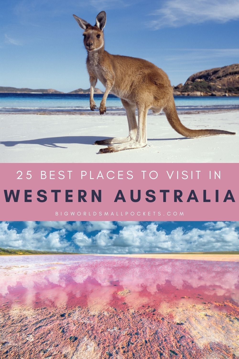 25 Epic Places to Visit in Western Australia
