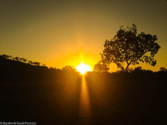 Australia, Boodjamulla, Sunset