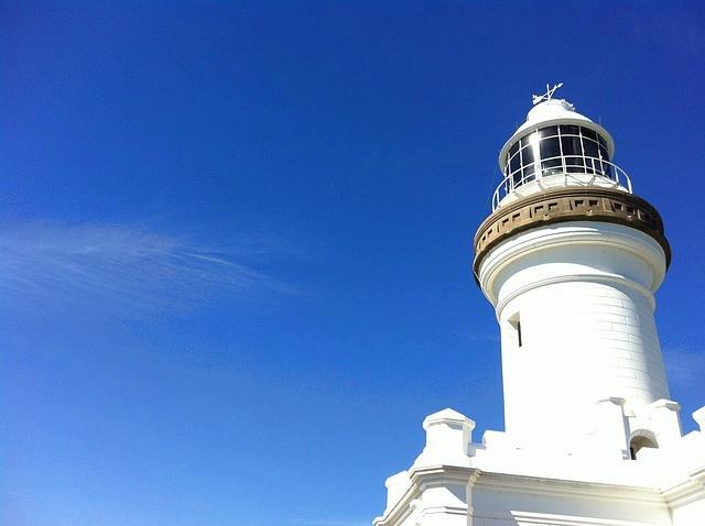 Australia, Byron Bay, Lighthouse