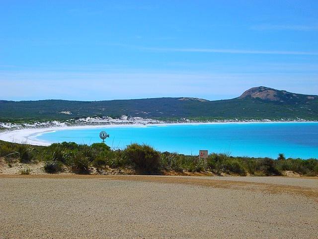 Australia, Esperance, Lucky Bay