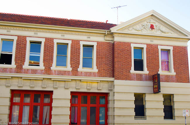 Australia, Fremantle, Old Fire Station