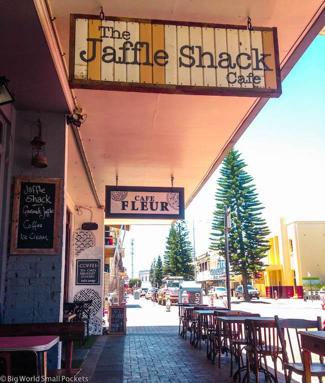 Australia, Geraldton, Cafes