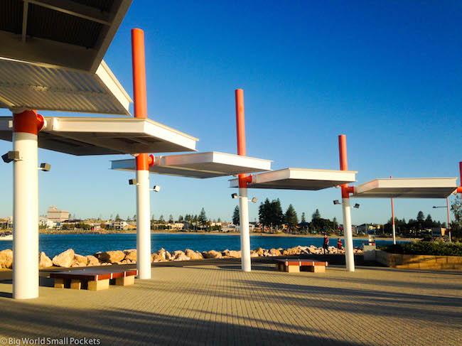 Australia, Geraldton, Esplanade
