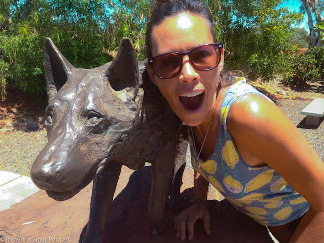Australia, Karratha, Red Dog