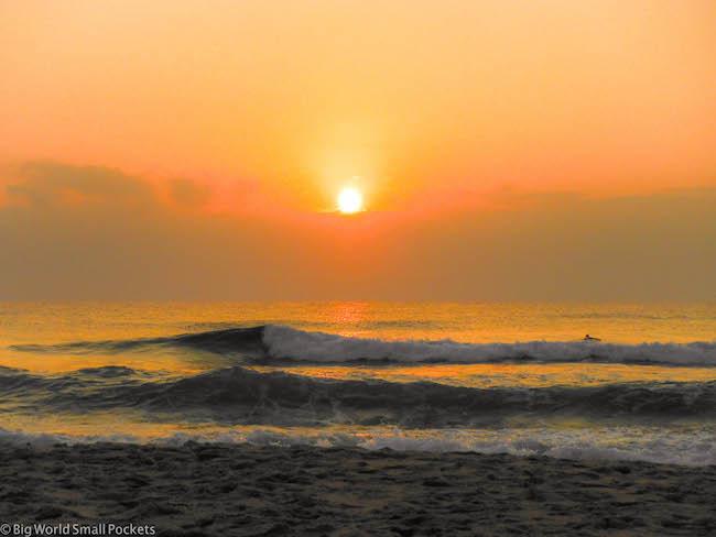 Australia, Noosa, Main Beach Sunset