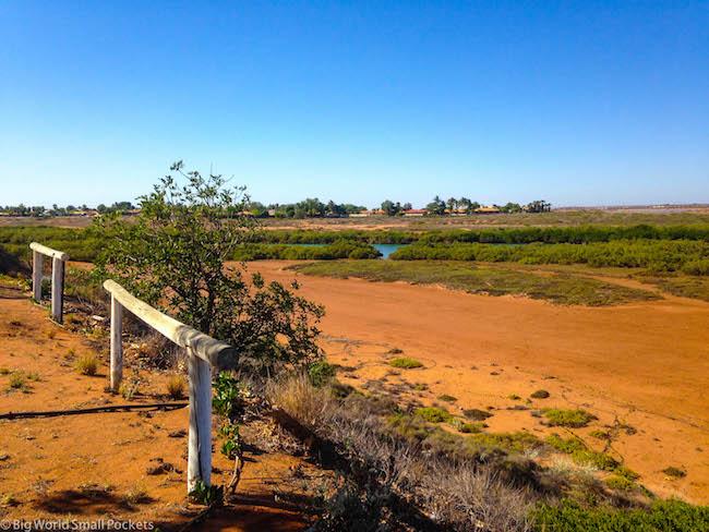Australia, Port Hedland, Fence
