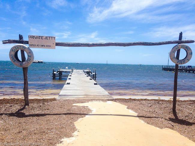 Australia, Turquoise Coast, Leeman