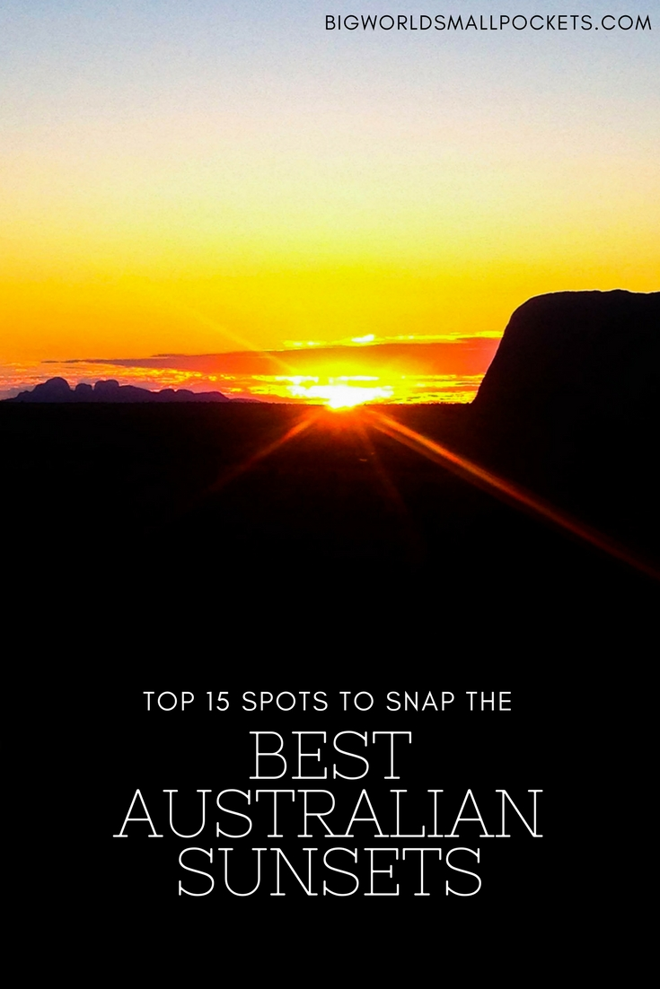 My List of the Very Best Australian Sunsets {Big World Small Pockets}