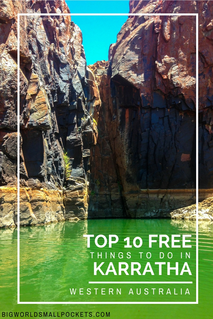The Top 10 Free Things to Do in Karratha, Western Australia {Big World Small Pockets}