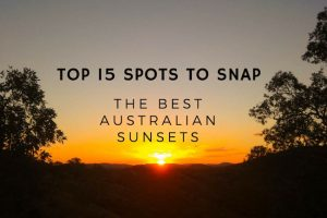 Top 15 Spots to Snap the Best Australian Sunsets