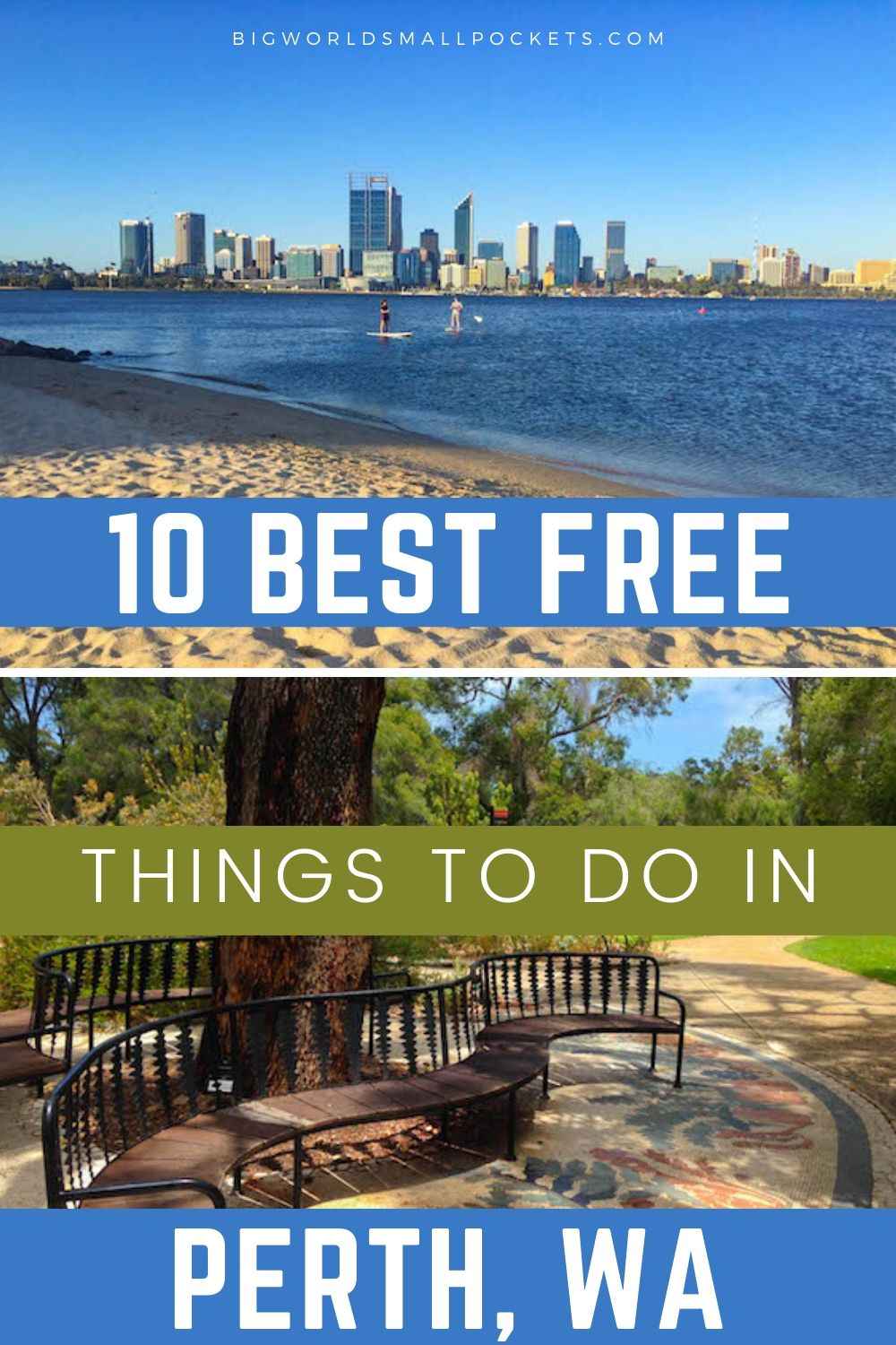 10 Best FREE To Do in Perth, Western Australia