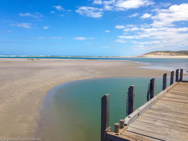 Australia, Kalbarri, Beach