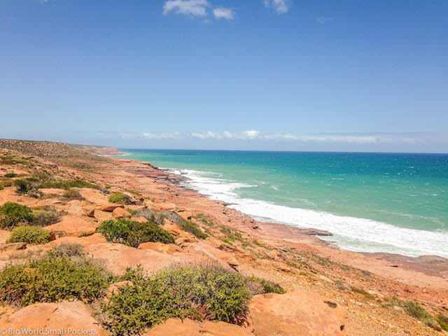 Australia, Kalbarri, Coastal Cliffs
