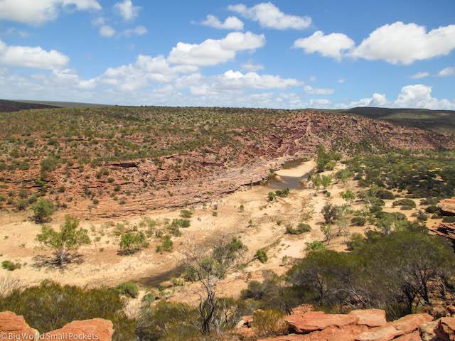 Australia, Kalbarri, Gorge