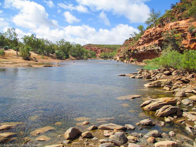 Australia, Kalbarri, National Park