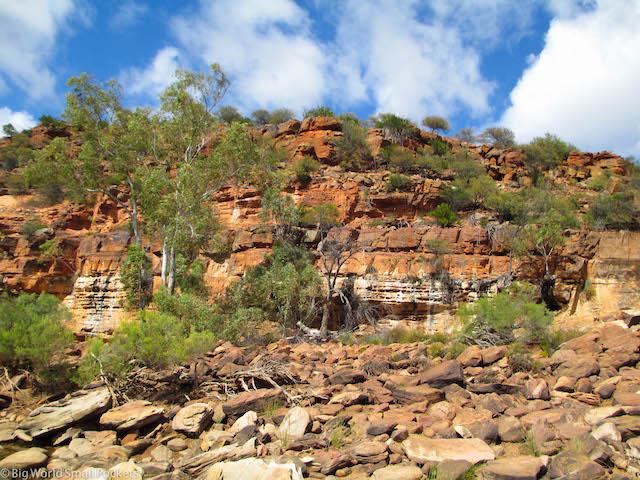 Australia, Kalbarri, Rocks