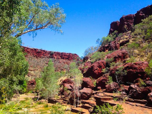 Australia, Karijini, Dales Gorge