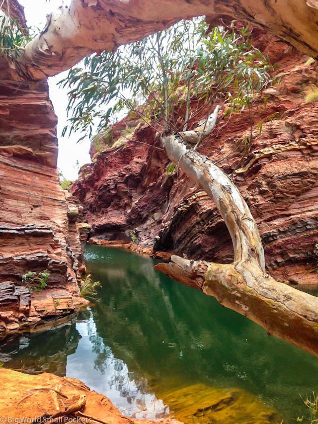 Australia, Karijini, Hammersley