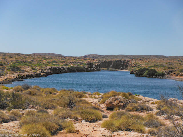 Australia, Ningaloo, Yardie Creek