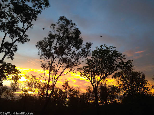 Australia, Northern Territory, Litchfield Sunset