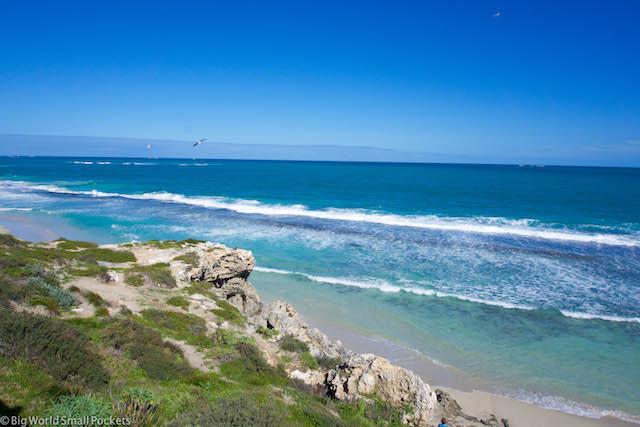 Australia, Perth, Sunset Coast Drive