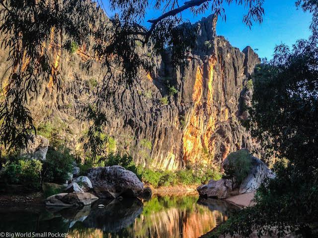 Australia, WA, Windjana Gorge