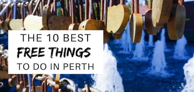 The 10 Best Free Things to do in Perth