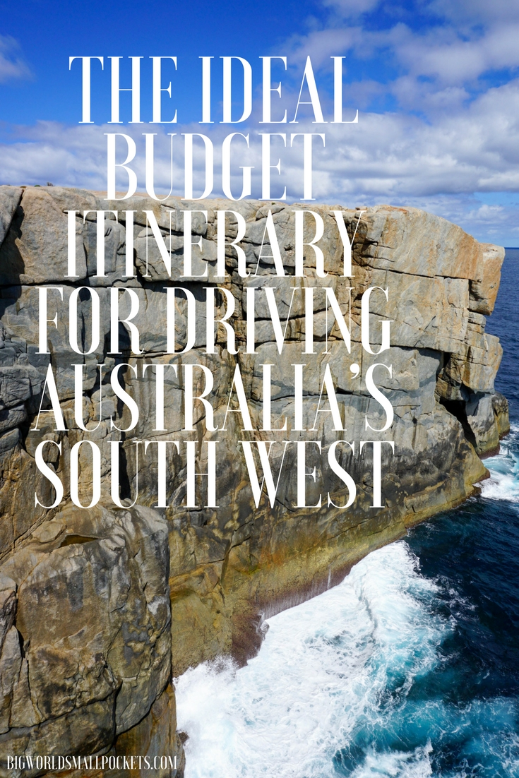 The Ideal Budget Itinerary for Driving Australia's South West {Big World Small Pockets}