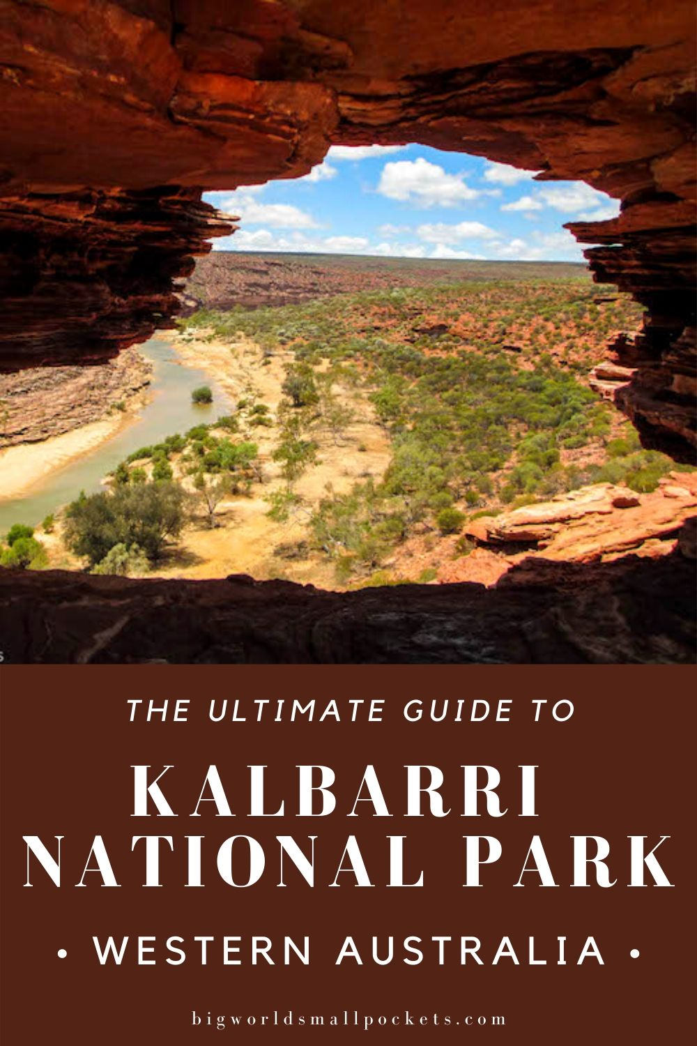 The Ultimate Guide To Visiting Kalbarri National Park in Western Australia