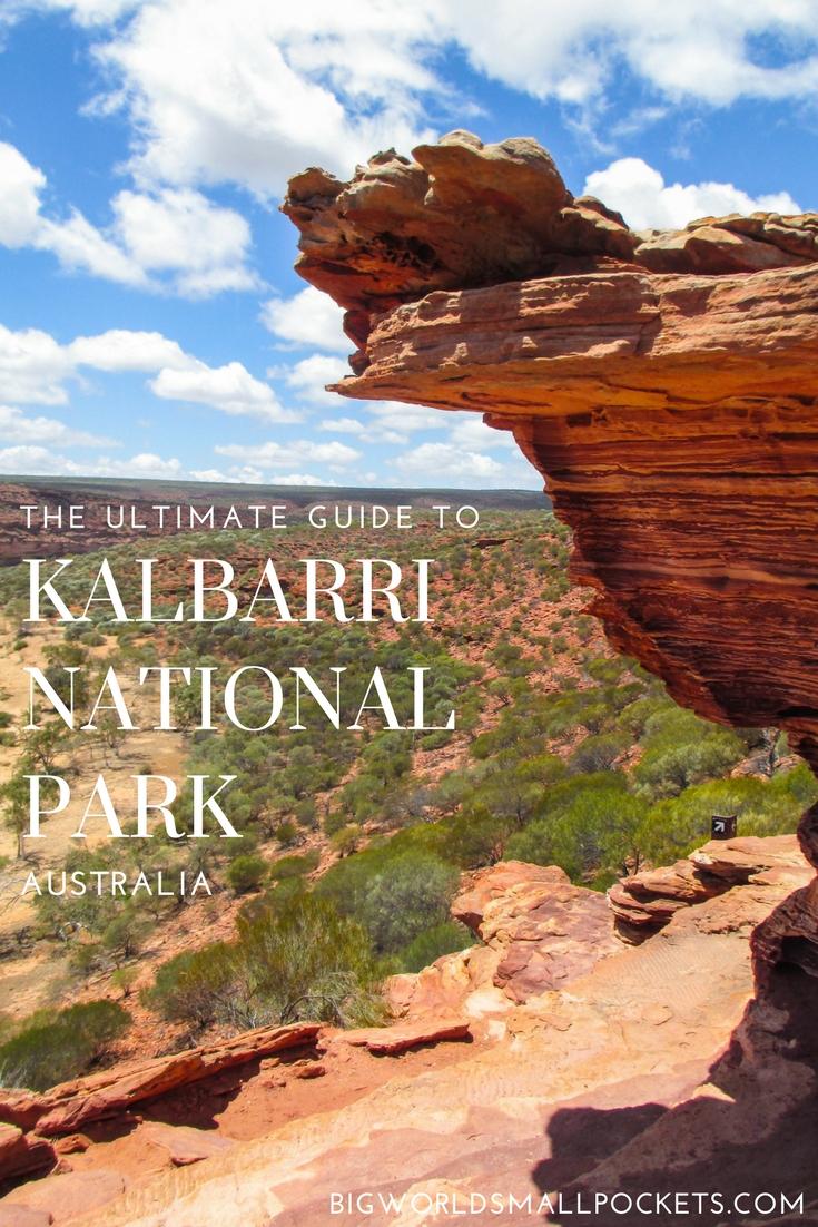 The Ultimate Guide to Kalbarri National Park, Australia {Big World Small Pockets}