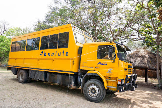 Absolute Africa, Big Yellow Truck