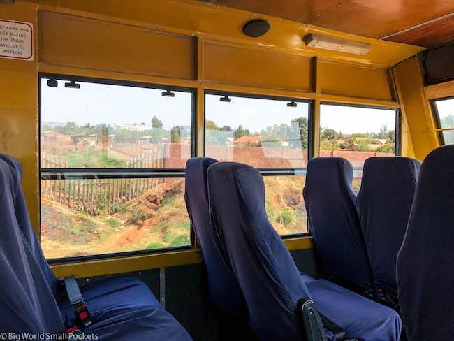 Absolute Africa, Truck Interior
