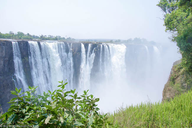 Absolute Africa, Zimbabwe, Victoria Falls Portrait