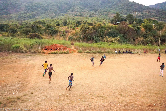 Africa, Malawi, Football Players