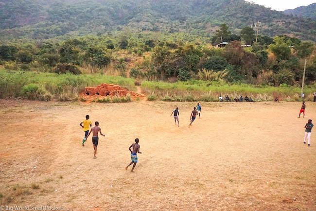 Africa, Malawi, Football Players