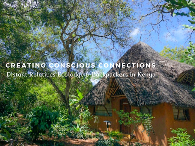 Distant Relatives Ecolodge & Backpackers in Kenya