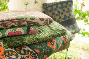Kenya, Distant Relatives, Cushions