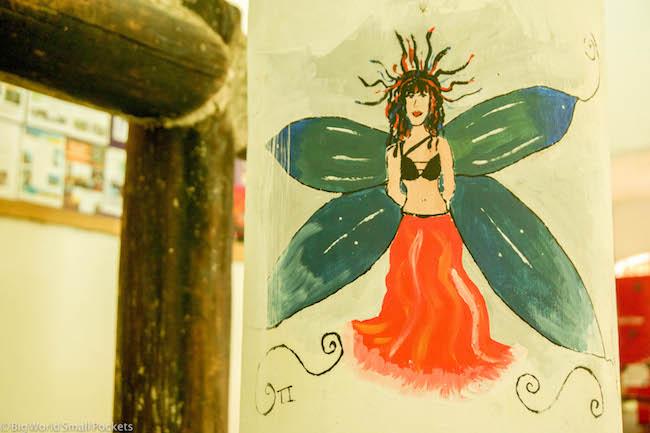Kenya, Distant Relatives, Fairy