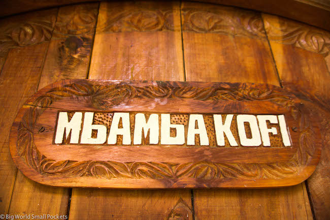 Kenya, Distant Relatives, Room Name