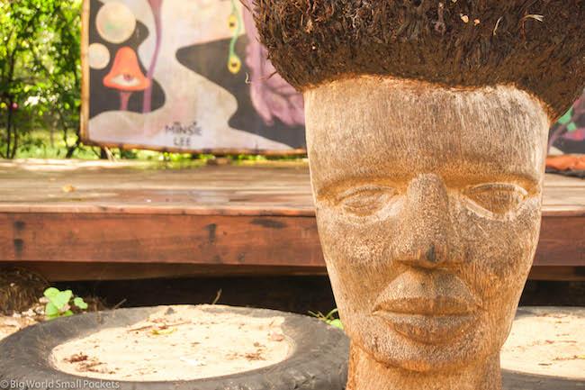 Kenya, Distant Relatives, Sculpture