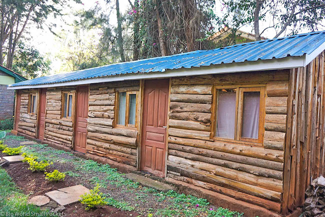 Kenya, Milimani Backpackers, Cabins