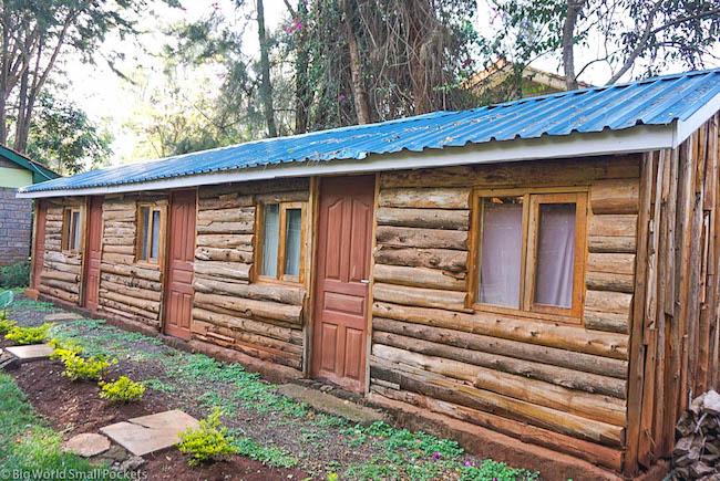 Kenya, Milimani Backpackers, Cabins