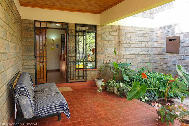 Kenya, Milimani Backpackers, Reception