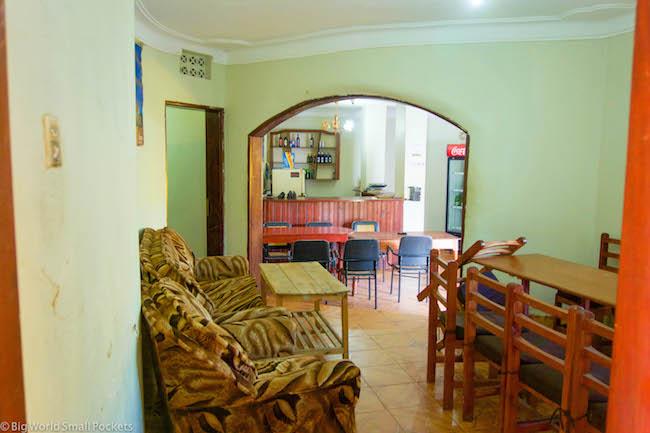 Uganda, Kisoro, Rafiki Guest House Inside
