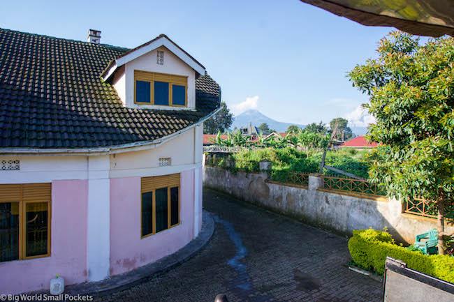 Uganda, Kisoro, Rafiki Guest House