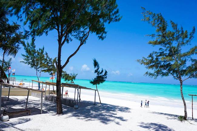 Zanzibar, Bucaneer Diving, Paje Beach