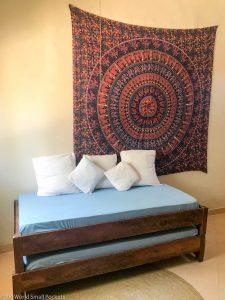 Zanzibar, Paje, Ebb & Flow Living Room