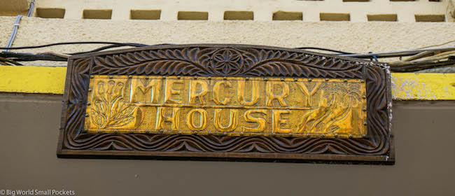 Zanzibar, Stone Town, Freddy Mercury's House