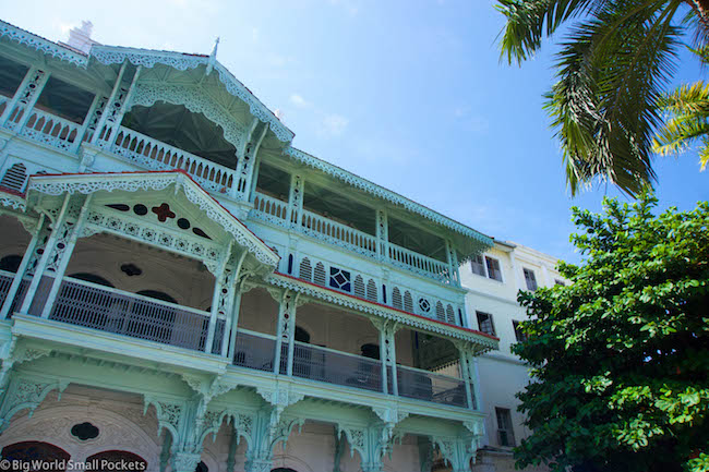 Zanzibar, Stone Town, Old Dispensary