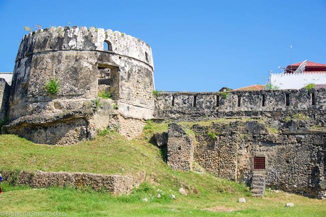 Zanzibar, Stone Town, Old Fort